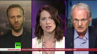 [433] Two Jewish Voices Fiercely Debate Gaza Siege | Max Blumenthal vs. ZOA's Morton Klein