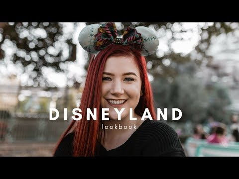 Disneyland Lookbook / Outfits