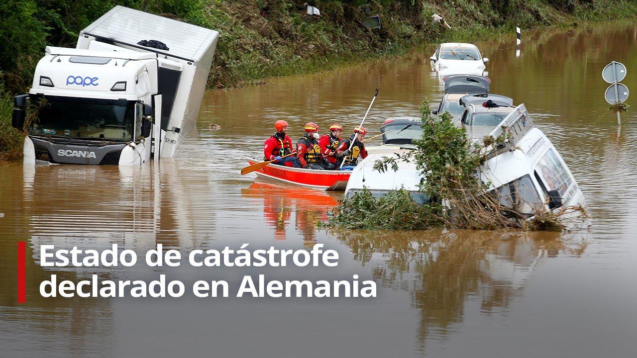 Inundaciones devastadoras en Alemania