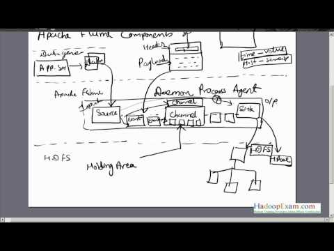 Module 23 Apache Flume Introduction (Hadoop Tutorial)