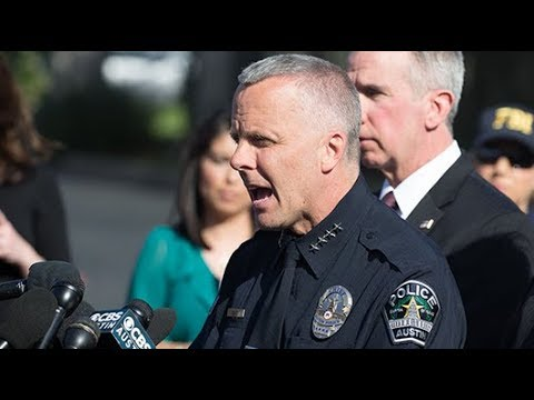 Texas police's fears over Austin bombings