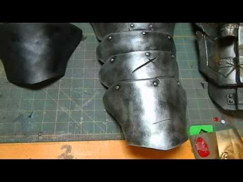 EVA foam armor: The Basics