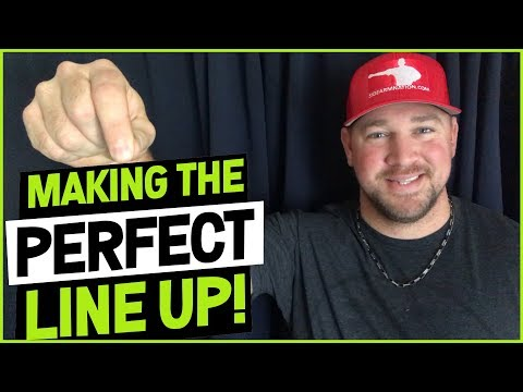 Baseball Coaching 101 - How To Make A Batting Line Up (Stacking Your Lineup!)