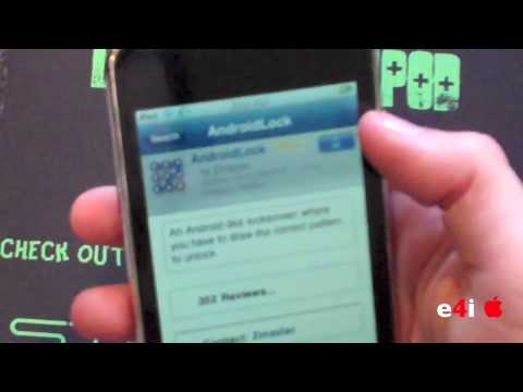 How To Get Android Lock Screen on iPhone/iPod Touch
