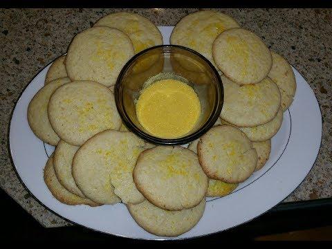 VERY GOOD Lemon Cookies Recipe - Cindys Kitchen