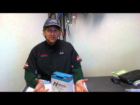 Selecting Battery Charge Amperage