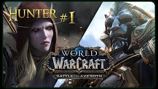 Let's Play World of Warcraft BATTLE FOR AZEROTH 1-120 | Part 1