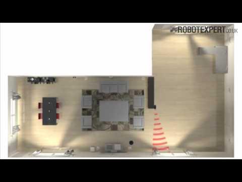 Roomba 700-series: Virtual Wall