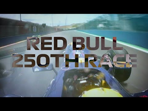 Red Bull's Epic Journey to 250 F1 Starts