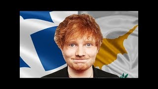 Ed Sheeran - Shape of You (Cyprus Greek Parody)