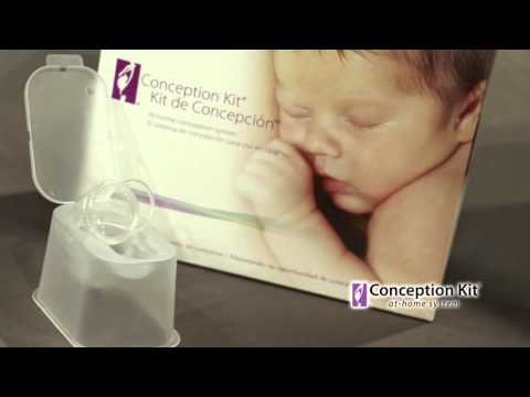 Enhance your Opportunity to Conceive with the Conception Kit at-home system