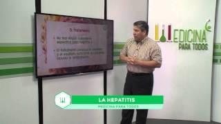 Medicina para todos: hepatitis