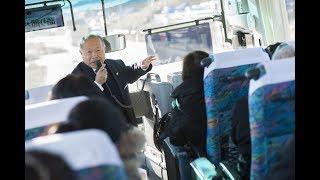 【南三陸ホテル観洋】震災を風化させないための「 語り部バス」360 °VR