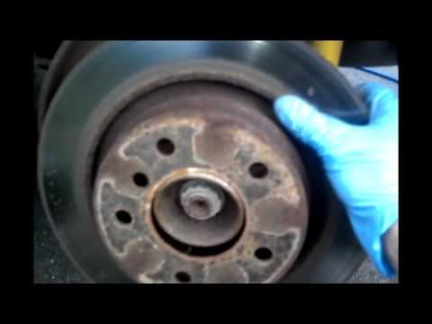 BMW Rear Brakes Replacement, Rear Pads, Rotors, and Brake Sensor E46 3 Series