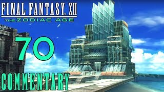Final Fantasy XII The Zodiac Age Walkthrough Part 70  - Balfonheim & Cerobi Steppe