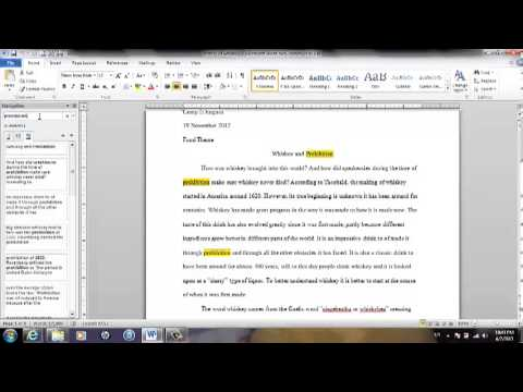 Find and Replace Words in Word Document
