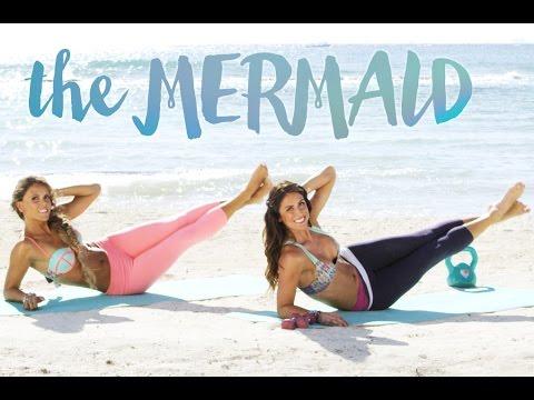 BIKINI SERIES ☀ Total Body Mermaid Workout