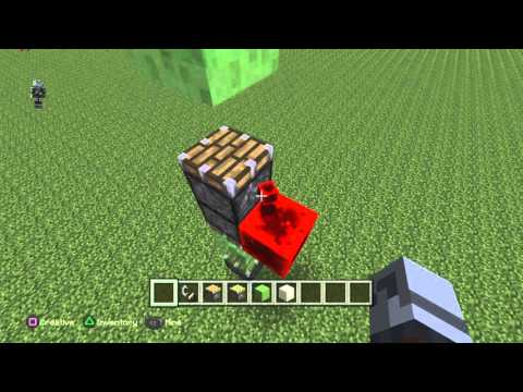 Minecraft: PlayStation®4 Edition How to make a Rocket ship