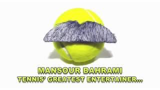 MANSOUR BAHRAMI - Tennis