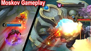 Moskov MVP Headshot | Mobile Legends Funny Gameplay
