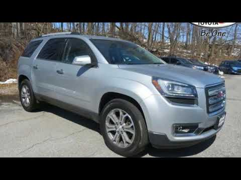 Used 2015 GMC Acadia Frederick MD Hagerstown, WV #7565300