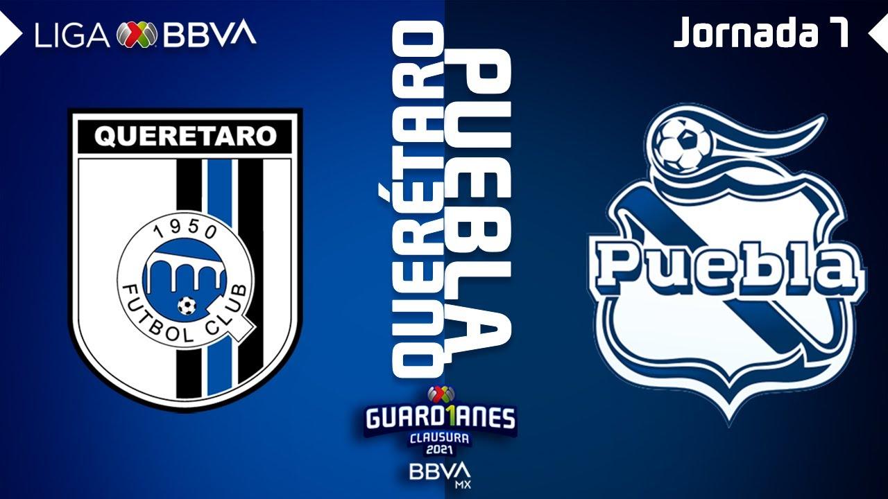 Resumen y Goles | Querétaro vs Puebla | Liga BBVA MX - Guard1anes 2021 - Jornada 7