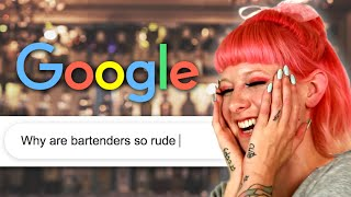 Download Bartenders Answer Commonly Searched Questions About Bartending Video