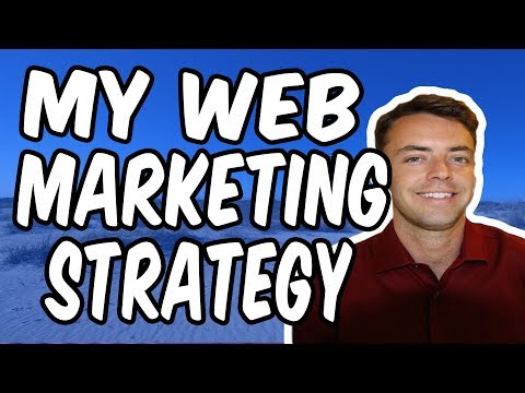 My Web/Content Marketing Strategy For Real-Estate