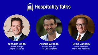 What are the key factors to successfully re open a hotel! Top tips shared by 3  General Managers!