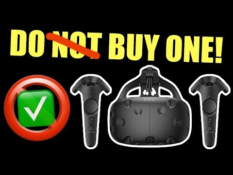 "HTC ""VIVE PRO"" Arrives + HTC VIVE Price Drop"
