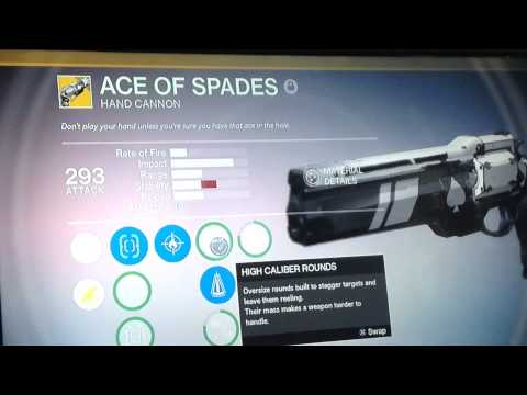 Ace of spades review and how to get