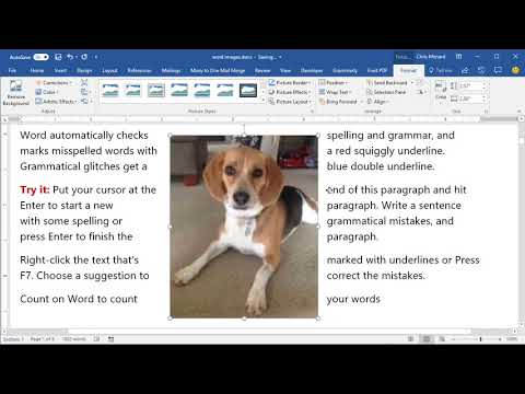 Four quick tips - Word, PowerPoint, YouTube, and OneNote by Chris Menard