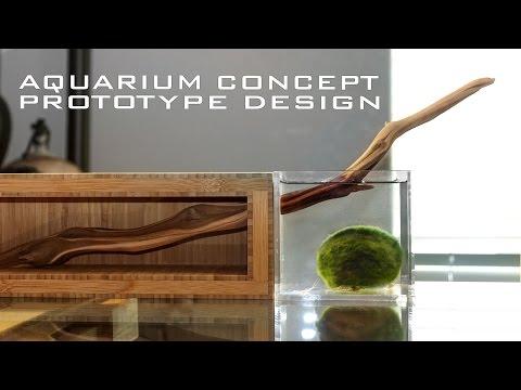 Aquarium Sculpture | How To Build a Custom Fish Tank Prototype