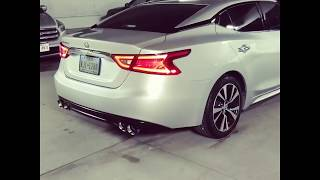 Best Nissan Maxima exhaust sounds in the world Videos & Books