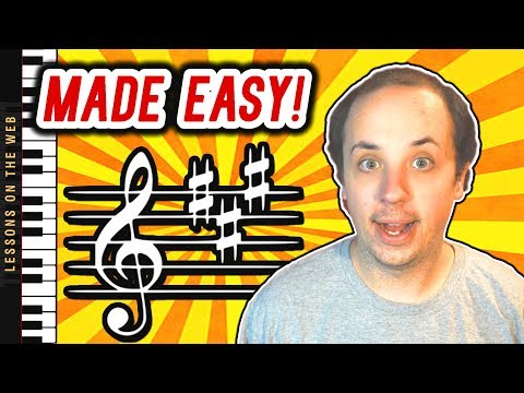 Key Signatures Made Easy for Beginners