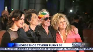 Video: Horseshoe Tavern turns 70