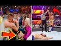 10 WWE Wrestlers Caught CHEATING To Win A Match