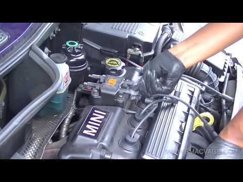 BMW Mini Oil and Filter Service In Simple Easy Steps