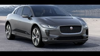 Global premiere of the Jaguar I-PACE, their first all-electric performance SUV