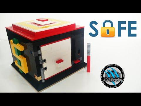 Lego Safe *With key* | V1