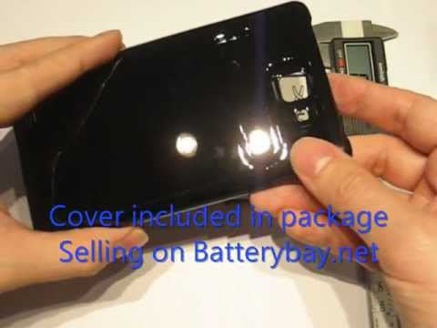 Extended Battery for Samsung Galaxy Note, GT-N7000, GT-I9220 LTE Selling at Batterybay.net