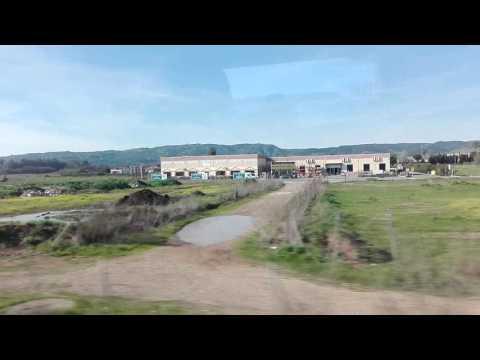 Cordoba to Malaga by high speed train