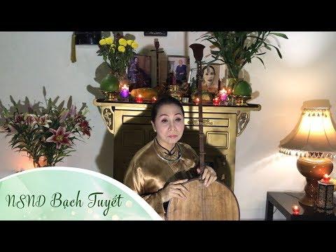 Tân Cổ Cánh Hoa Tàn (Cover OST Mẹ Chồng ) - NSND Bạch Tuyết