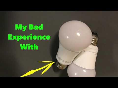 """Inefficient"" Energy Efficient Bulbs"