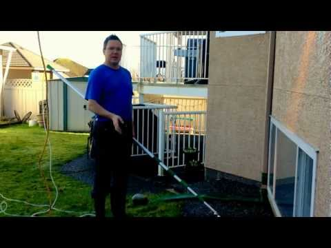 Tip : How To Wash Window Frames