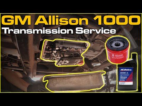 GM Allison Transmission Service