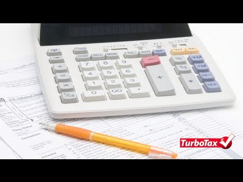 How to Calculate My Federal Adjusted Gross Income - TurboTax Tax Tip Video