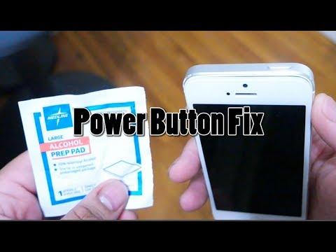iPhone 5 (5S / 5c / SE) Unresponsive Power Button Fix (75% Success Rate)