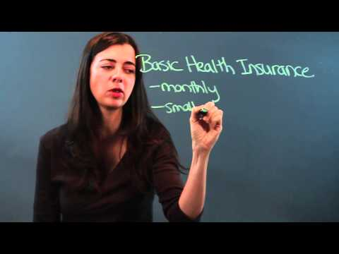 Basic Health Insurance