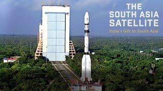 The South Asia Satellite, India